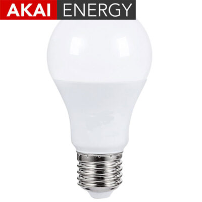 Lampara Led Bulbo 6w Frío/cálido Akai