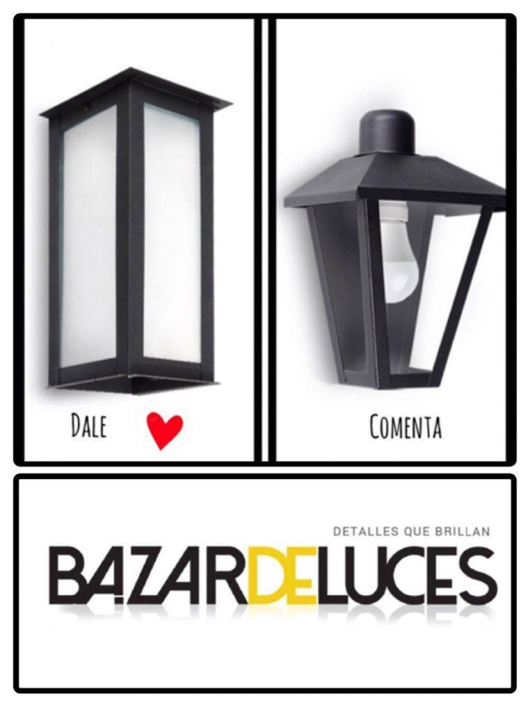 promo bazar de luces
