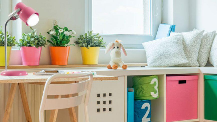 Ideas para una adecuada iluminación infantil