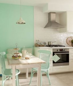 Casas peque as tips de decoraci n e iluminaci n bazar for Living comedor cocina mismo ambiente