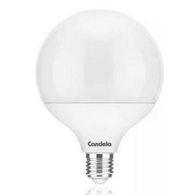 lampara led globo g95 candela