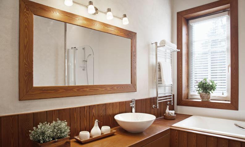 Iluminación: ideas para que tu baño brille