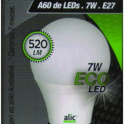 Lampara Led, Alic, Apto led, Iluminación, Bombillas,