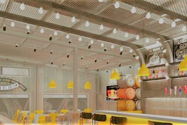Iluminación para Bares de Cerveza Artesanal