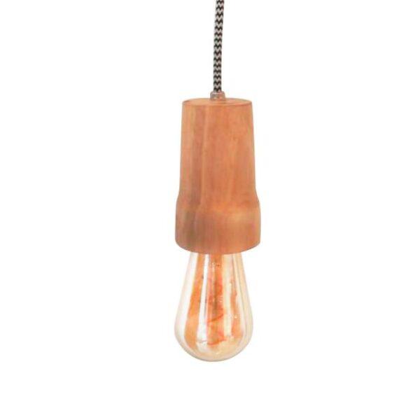 LAMPARA COLGANTE 1 LUZ MATEO- NORDICA