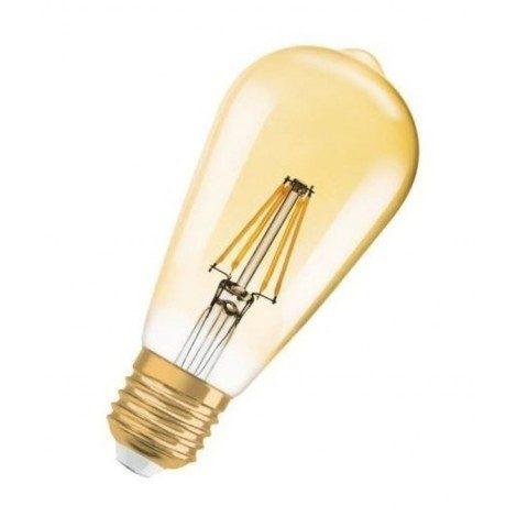 pera filamento de led dimerizable 4w