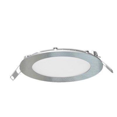 Tienda Clic PANEL LED DE EMBUTIR REDONDO 6W PLATIL