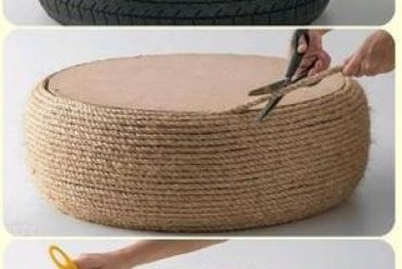 Decoración DIY: SILLON OTOMANO