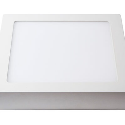 plafon led 18w blanco dowlight square