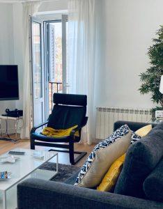 Ambientes decorados y diseñados por Laura Urzanqui