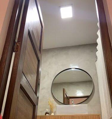 plafon led sj baño