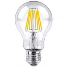 Lampara de filamento de led bulbo a60 lgp