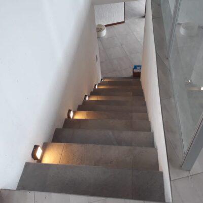 plafon led lgp señalador de escalera