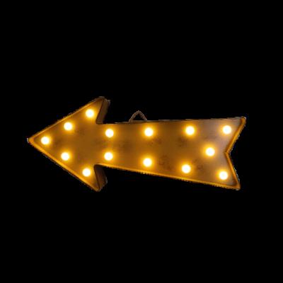 flecha naranja 2