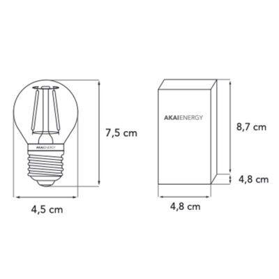 descripción de medidas