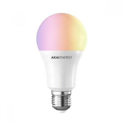 LAMPARA WIFI LED A60 – AKAI ENERGY